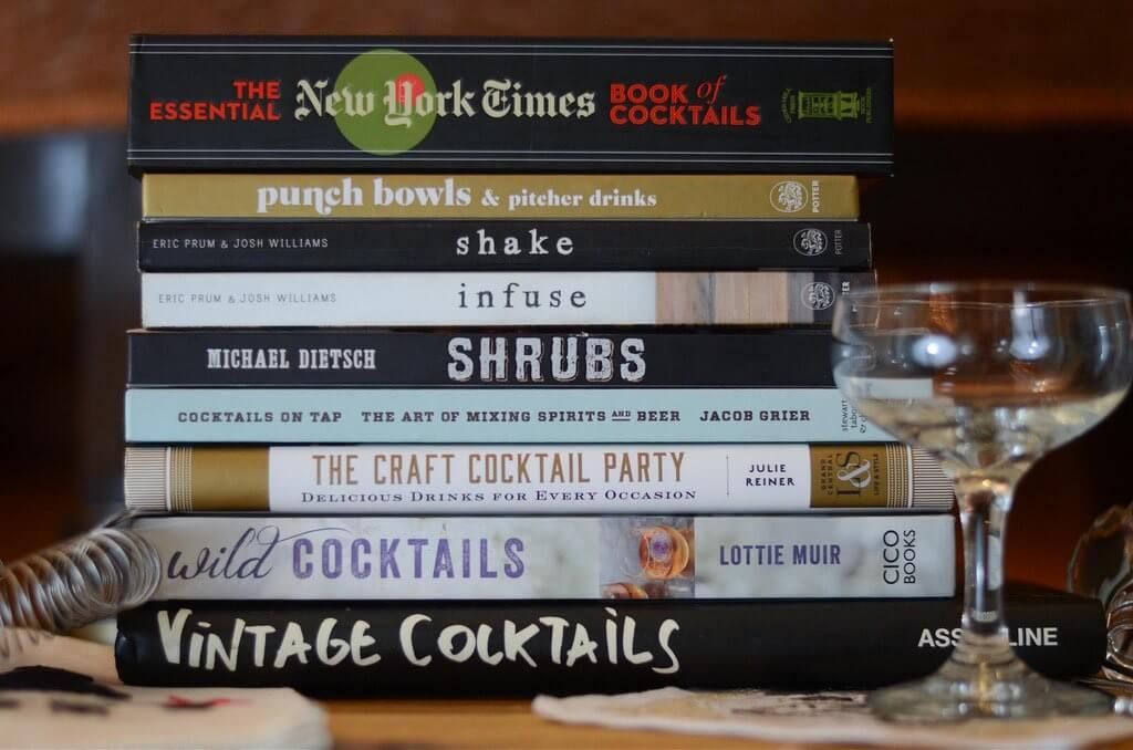 libros de cocteleria